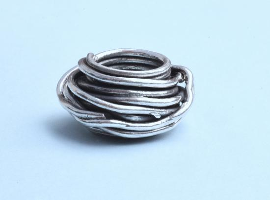 ARTISAN WONDERFUL SILVER RING