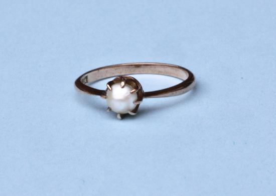 CUTIE PEARL RING
