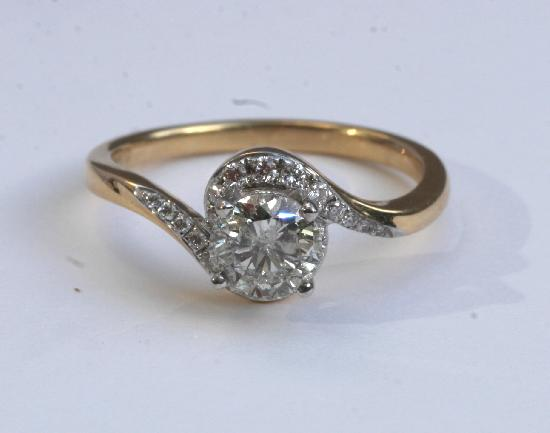 how to resize o ring cut