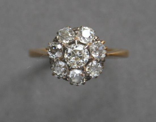 Perfect EDWARDIAN DAISY CLUSTER ENGAGEMENT RING 550 x 431 · 18 kB · jpeg