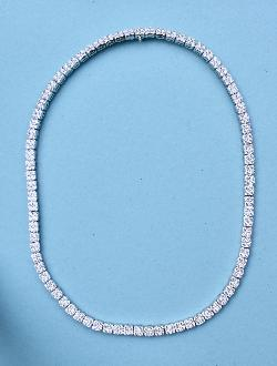 Fabulous Diamond Necklace