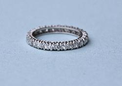 Fine Quality Full Eternity Ring
