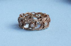 Stuart Devlin Eternity Ring